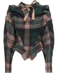 Vivienne Westwood Mantel - Grün