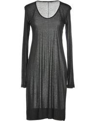 Transit - Short Dresses - Lyst
