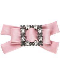 Dolce & Gabbana Accessoire pour cheveux - Rose