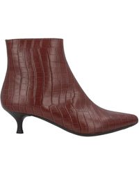 Unisa Ankle Boots - Brown