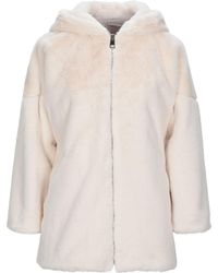 Annie P - Teddy coat - Lyst