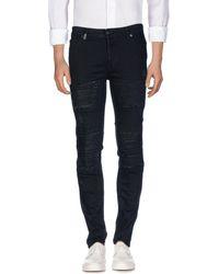 Marcelo Burlon - Pantalon en jean - Lyst