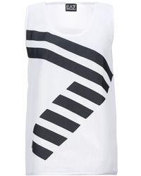 EA7 T-shirt - White