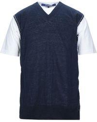 Junya Watanabe T-shirts - Blau
