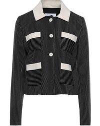 Anna Rachele Suit Jacket - Black