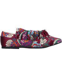 VIA VELA 14 Loafer - Multicolour