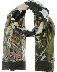 Officina 36 - Oblong Scarf - Lyst