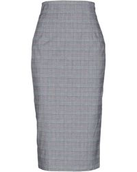 ViCOLO - 3/4 Length Skirt - Lyst