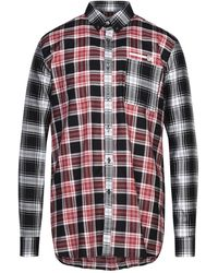 Les Hommes Shirt - Red