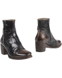 Silvano Sassetti Ankle Boots - Black