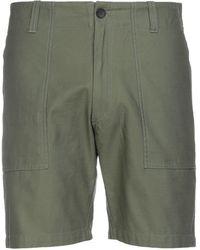 Saturdays NYC Shorts & Bermuda Shorts - Green