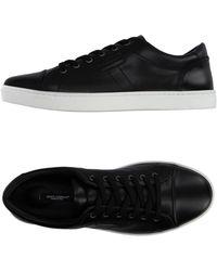 Dolce & Gabbana Sneakers & Tennis basses - Noir