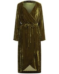 EMMA & GAIA Knee-length Dress - Green