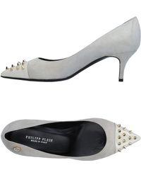 Philipp Plein - Court Shoes - Lyst