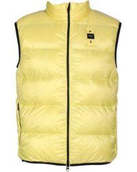Blauer Down Jacket - Yellow