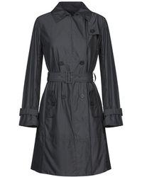Armani Overcoat - Black
