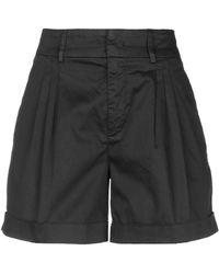 Dondup Shorts & Bermuda Shorts - Black