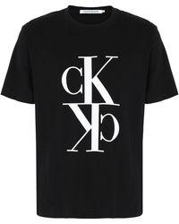 Calvin Klein T-shirt - Noir