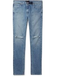 RTA Denim Pants - Blue