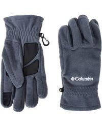 Columbia Gants - Gris
