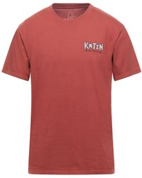 Katin T-shirt - Red