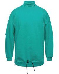 Balenciaga Sweatshirt - Blue