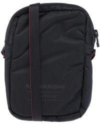 Maharishi Cross-body Bag - Black