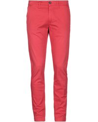 Pepe Jeans Casual Trouser - Red