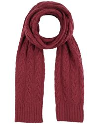 Ottod'Ame Scarf - Red