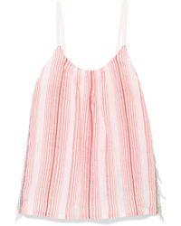 lemlem Beach Dress - Pink