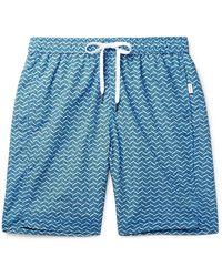 Onia Swim Trunks - Blue