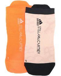 adidas By Stella McCartney Short Socks - Orange