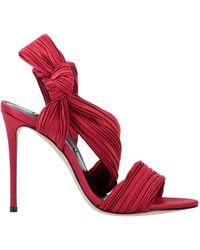 Casadei Sandals - Red