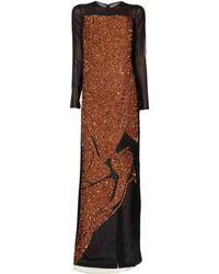 Tom Ford Long Dress - Multicolor