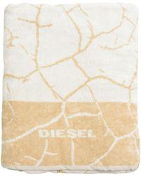 DIESEL Handtuch - Weiß