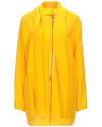 European Culture Suit Jacket - Yellow