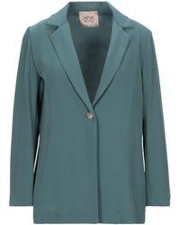 MÊME ROAD Suit Jacket - Green