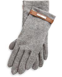 Lauren by Ralph Lauren Gloves - Grey