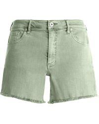 Armani Exchange Shorts vaqueros - Verde