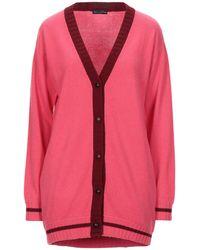 Ballantyne Cardigan - Pink