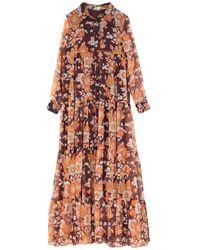 Manoush Vestido largo - Multicolor