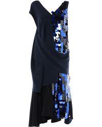 Diane von Furstenberg - 3/4 Length Dress - Lyst
