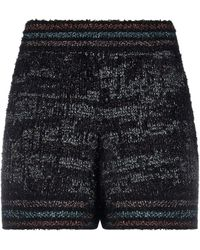 M Missoni Shorts & Bermuda Shorts - Black