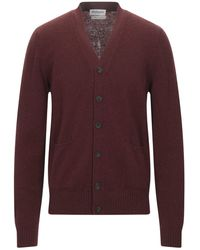 Roy Rogers Cardigan - Red