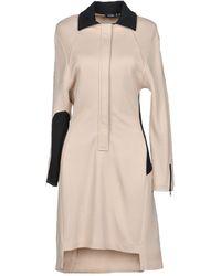 Atlein - Short Dress - Lyst