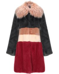 Pinko Teddy Coat - Grey