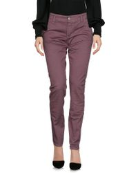 Please - Casual Trouser - Lyst