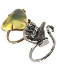 Marni Ring - Gelb