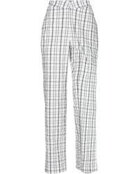 AALTO Casual Trouser - White
