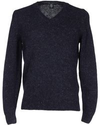 Eleventy Jumper - Blue